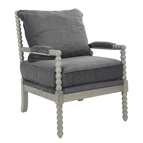 Abbot Chair - OSP Home Furnishings - image 1 of 4