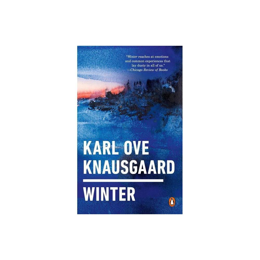 Winter By Karl Ove Knausgaard Paperback