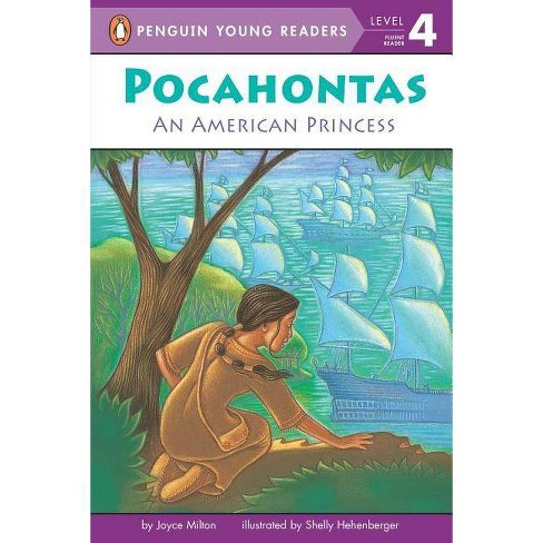Pocahontas - (Penguin Young Readers, Level 4) by  Joyce Milton (Paperback) - image 1 of 1