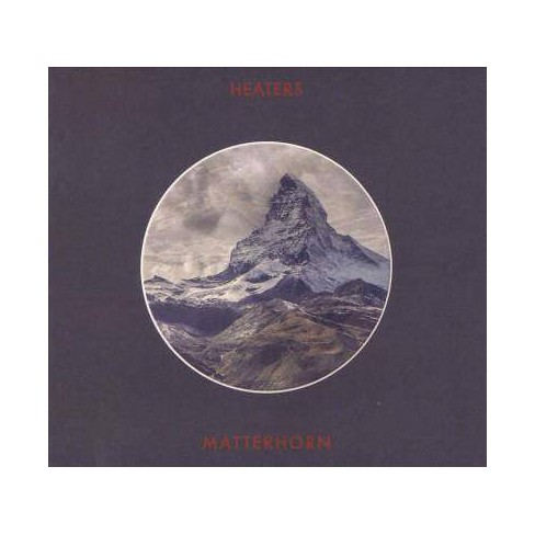 Heaters - Matterhorn (CD) - image 1 of 1