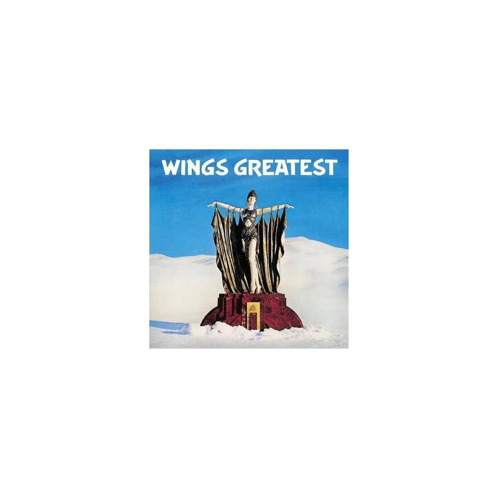 Wings Greatest Lp Vinyl
