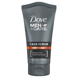 Dove Men+Care Deep Clean+ Face Scrub - 5 fl oz