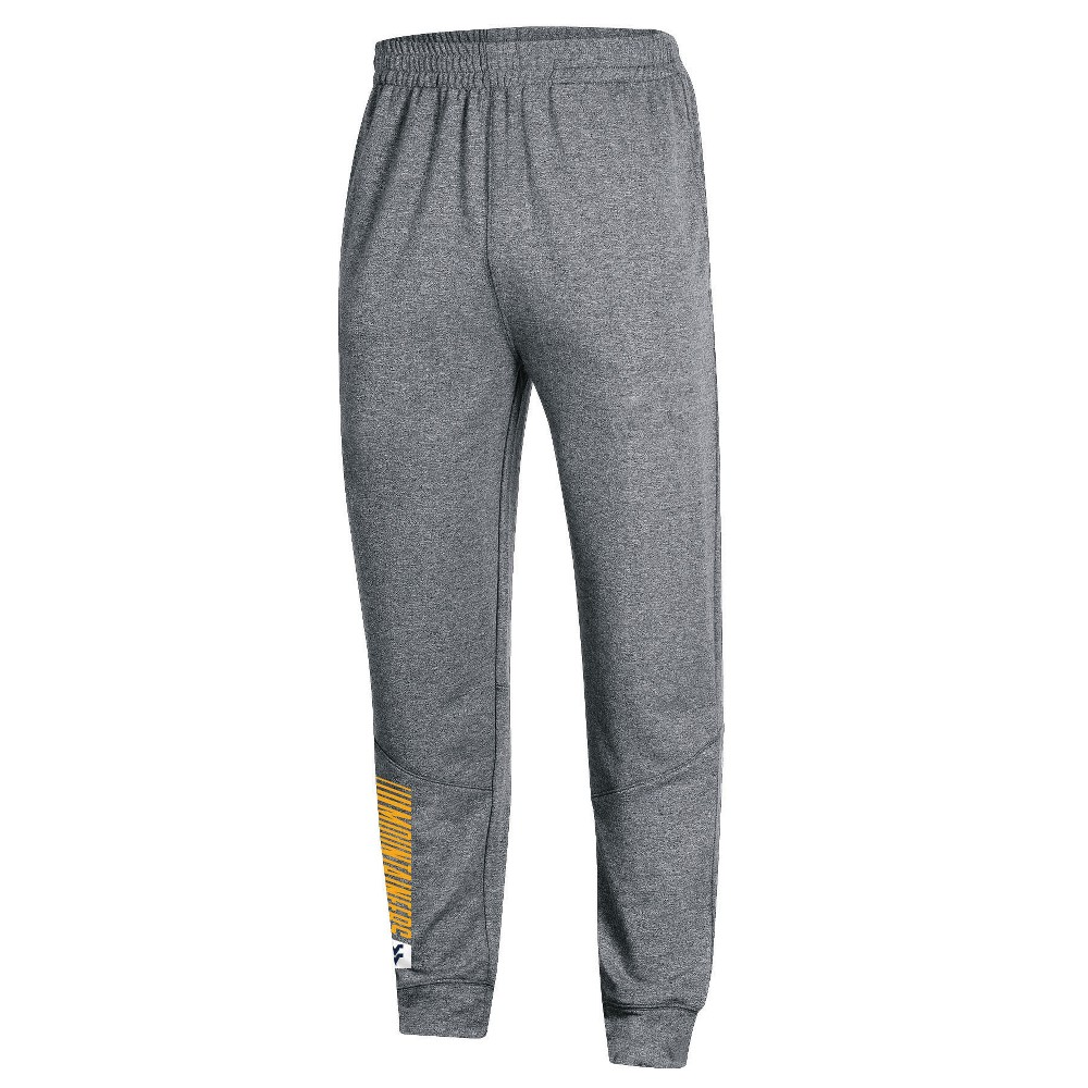 West Virginia Mountaineers Men's Joggers - L, Multicolored