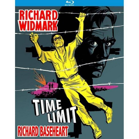 Time Limit (Blu-ray) - image 1 of 1