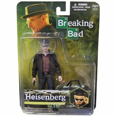 "Mezco Toyz Breaking Bad Walter White Heisenberg 6"" Action Figure"