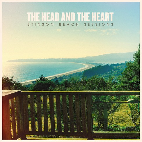 Head And The Heart - Stinson Beach Sessions (CD) - image 1 of 1