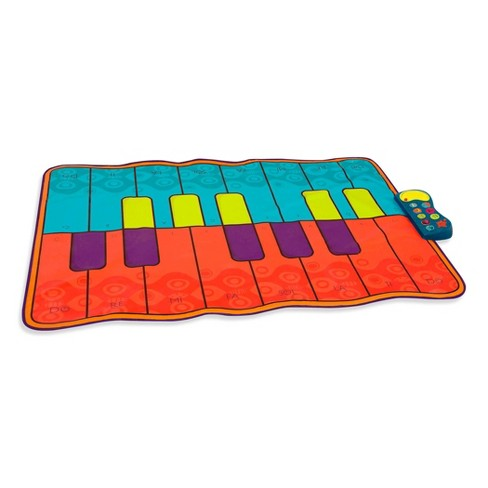 B. toys Musical Piano Mat - image 1 of 4