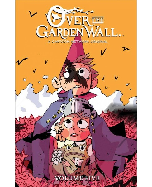 Over the Garden Wall 5 -  (Over the Garden Wall) by Kiernan Lien-Sjursen (Paperback) - image 1 of 1
