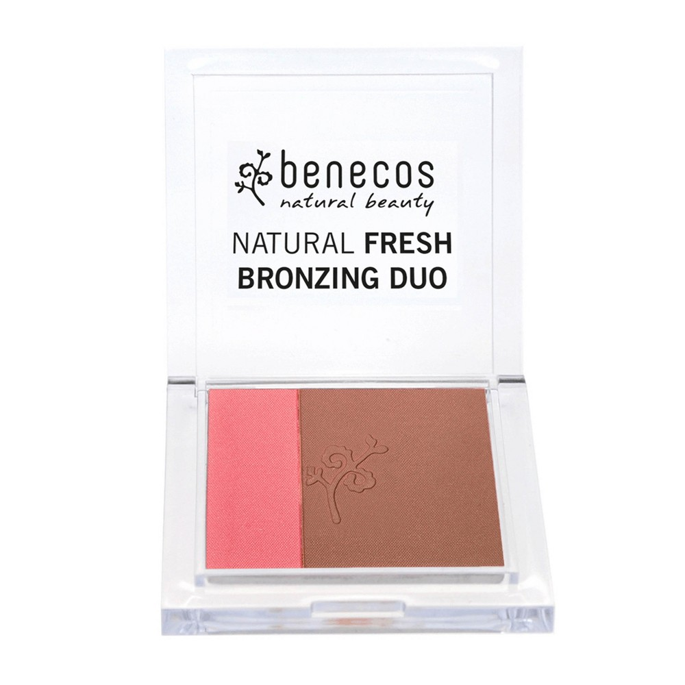 Image of benecos Natural Fresh Bronzer Pink - 0.28oz