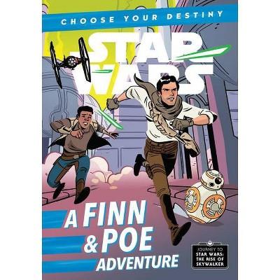 Finn & Poe Adventure - by Cavan Scott (Paperback)