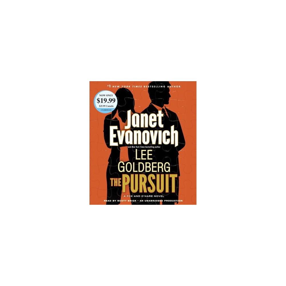 Pursuit (Unabridged) (CD/Spoken Word) (Janet Evanovich & Lee Goldberg)
