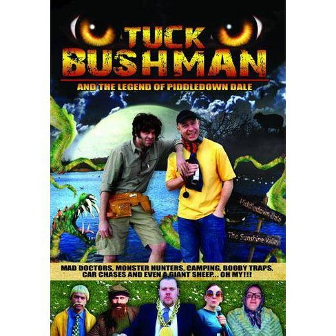 Tuck Bushman & The Legend of Piddledown Dale (DVD) - image 1 of 1