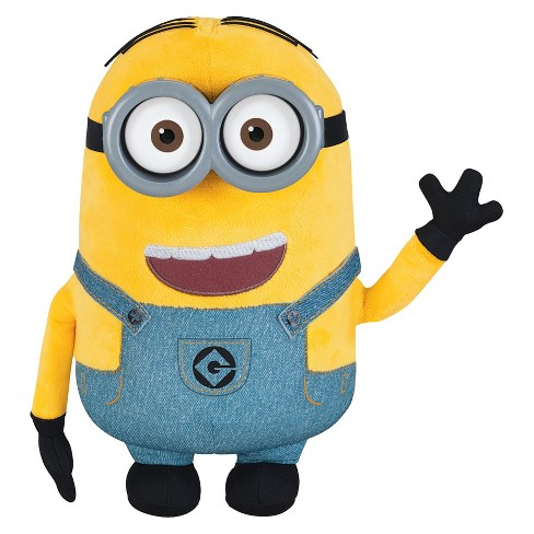 Despicable Me 3 - Dave with Pop-Out Eyes Figure - image 1 of 3