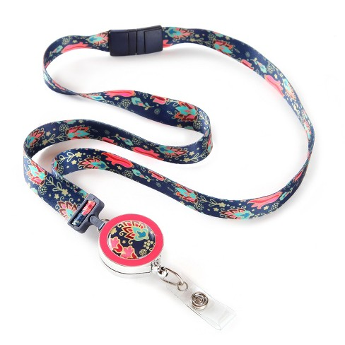 ID Avenue Ribbon Lanyard Tapestry - image 1 of 2