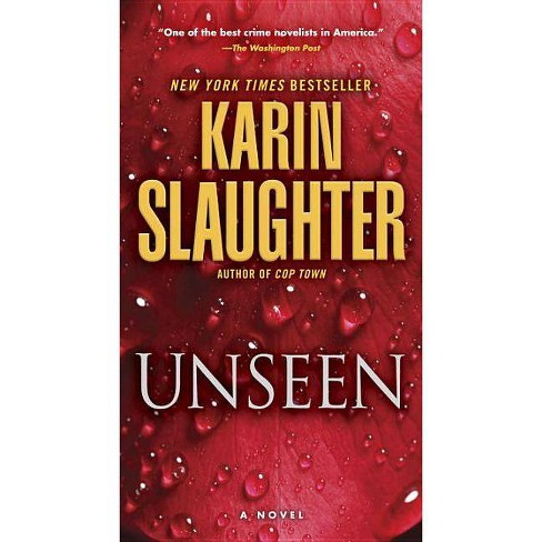 Unseen - (Will Trent)by  Karin Slaughter (Paperback) - image 1 of 1