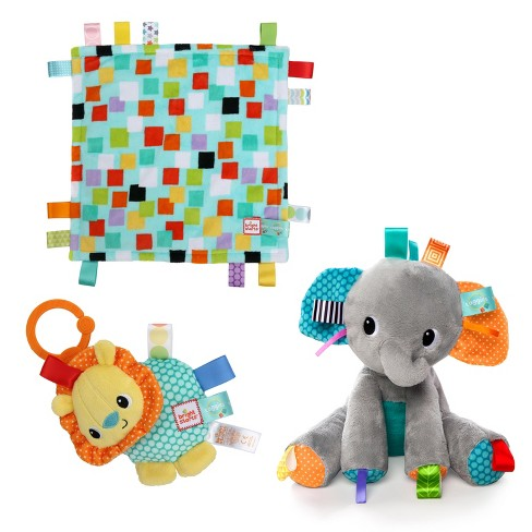 Bright Starts Tags 'n Activities Gift Set - image 1 of 6