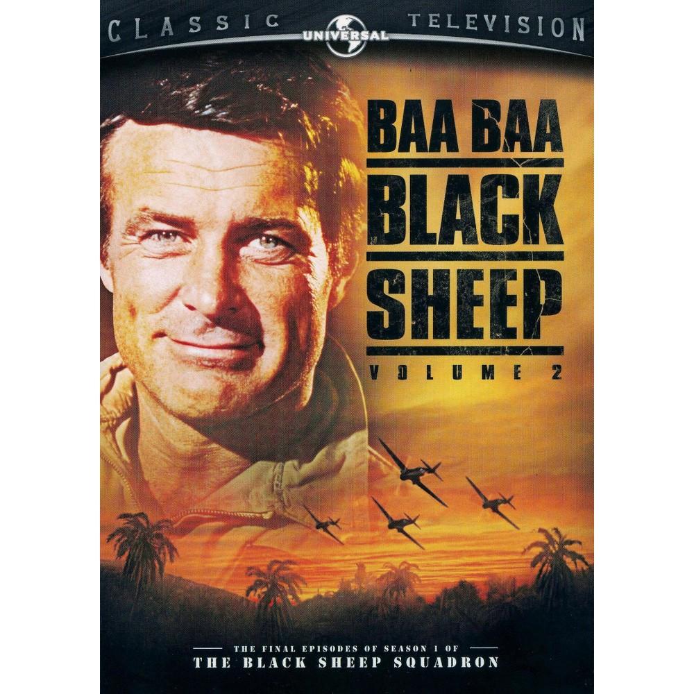 Baa baa black sheep vol 2 (Dvd)