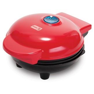 Dash Mini Waffle Maker - Red