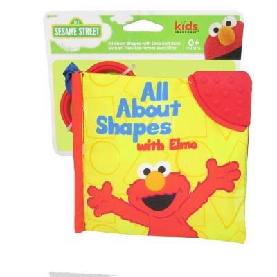 Kids Preferred Sesame Street Soft Book