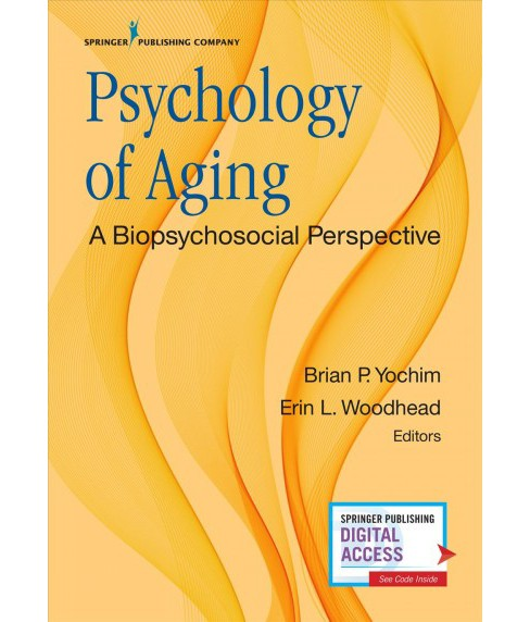 Psychology of Aging : A Biopsychosocial Perspective (Paperback) - image 1 of 1