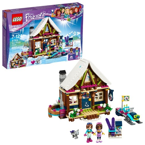 LEGO® Friends Snow Resort Chalet 41323 - image 1 of 22