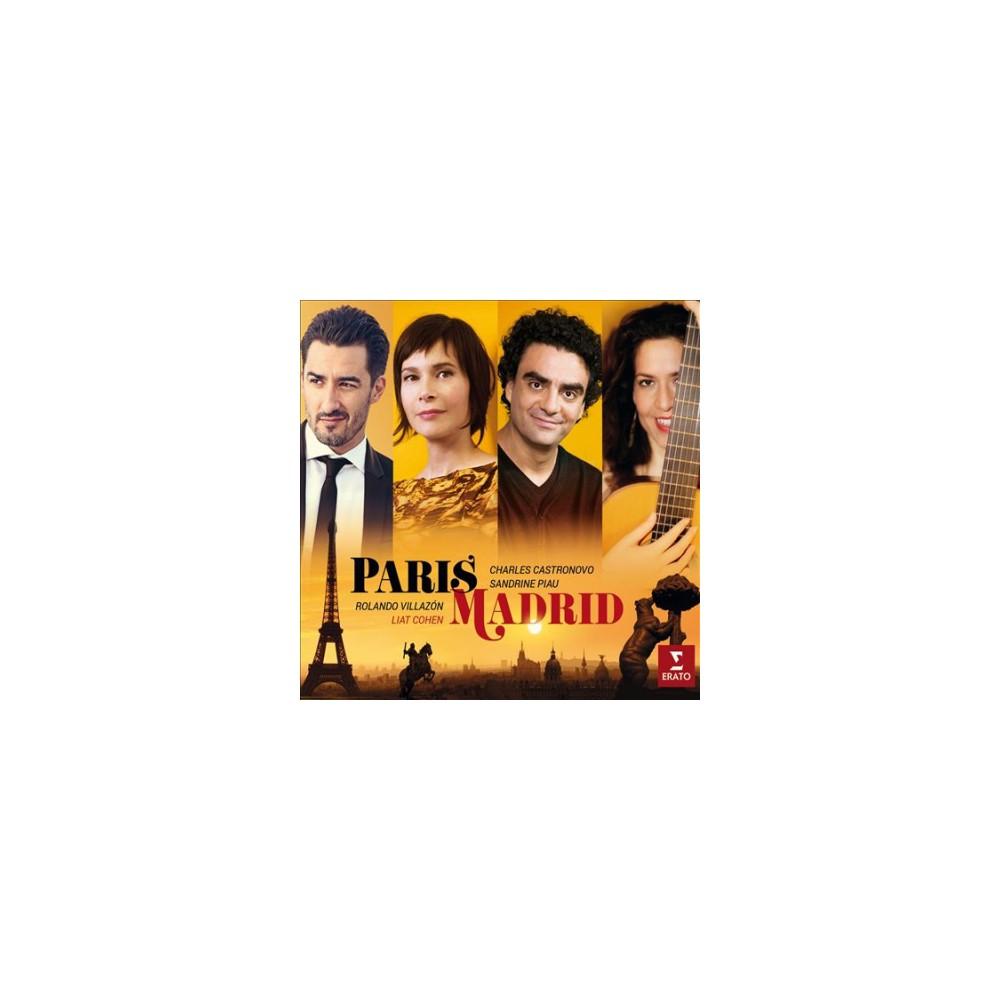 Liat Cohen - Paris:Madrid (CD)