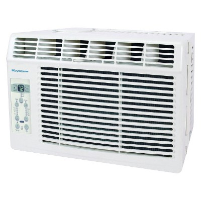 Keystone - 5000BTU Air Conditioner with Remote Control - White