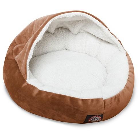 Tremendous Majestic Pet Suede Canopy Cat Bed 18 Creativecarmelina Interior Chair Design Creativecarmelinacom