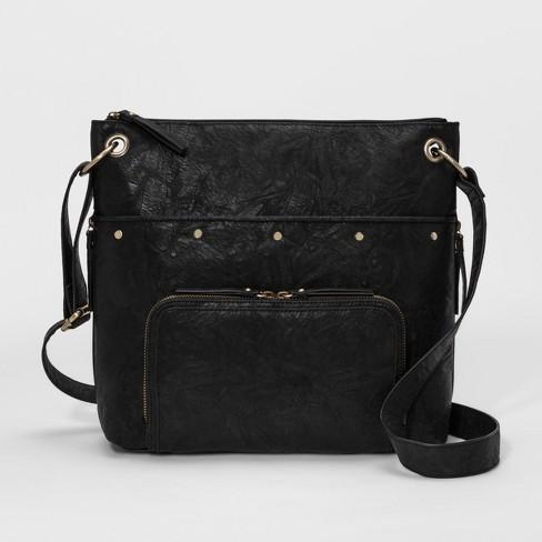 d5a3020db Bueno Veg Tan Crossbody Bag - Black : Target
