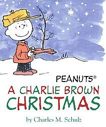 A Charlie Brown Christmas - (Rp Minis) by  Charles M Schulz (Hardcover)