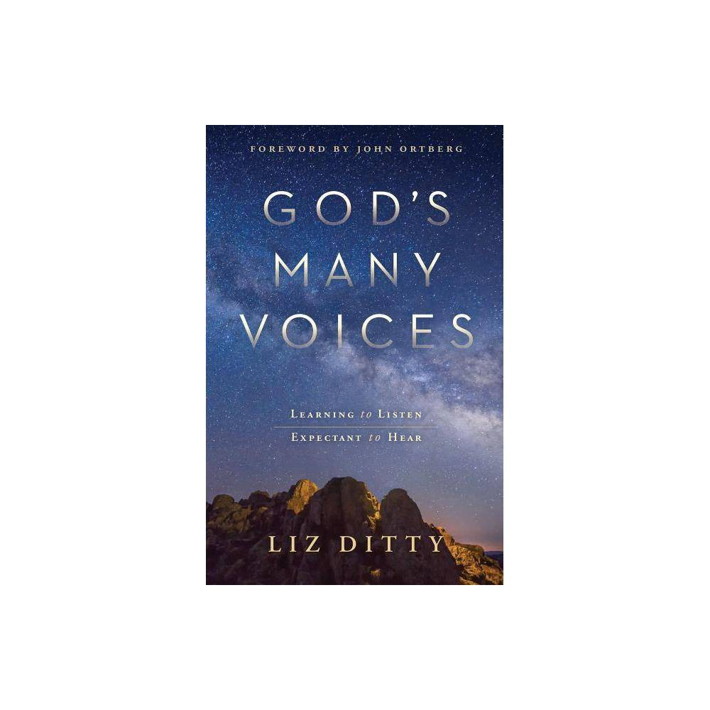 God S Many Voices By Liz Ditty Paperback