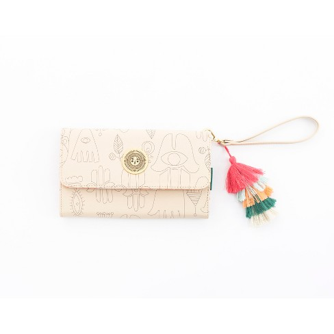 Jungalow by Justina Blakeney Travel Wallet - image 1 of 6