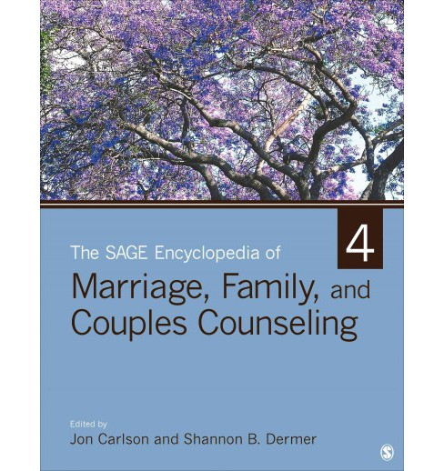 Sage Encyclopedia of Marriage, Family, and Couples Counseling (Hardcover) (Jon Carlson) - image 1 of 1