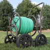 Liberty Garden Products 4 Wheel Residential Hose Reel Cart Holds Up to 250 Feet - image 2 of 4
