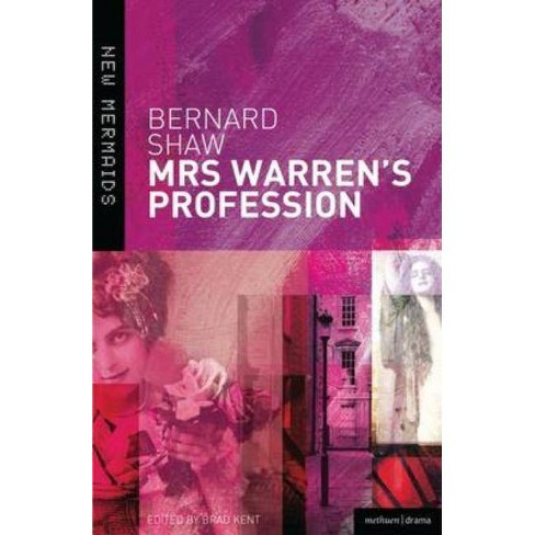 Mrs Warren's Profession - (New Mermaids) by  Bernard Shaw (Paperback) - image 1 of 1