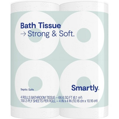 Toilet Paper: Smartly