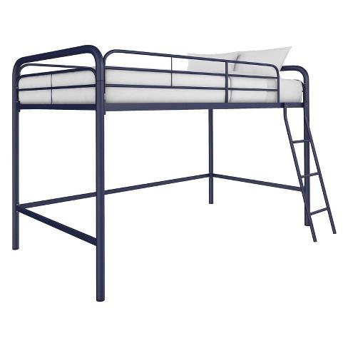 Adeline Junior Metal Loft Bed Blue - Room & Joy : Target