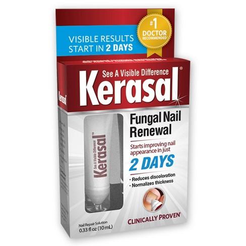 Kerasal Fungal Nail Renewal Treatment - 0.33oz - image 1 of 4
