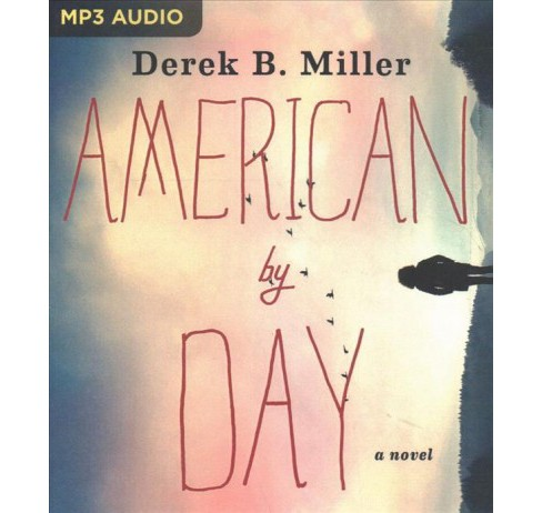American by Day -  (Norwegian by Night) by Derek B. Miller (MP3-CD) - image 1 of 1