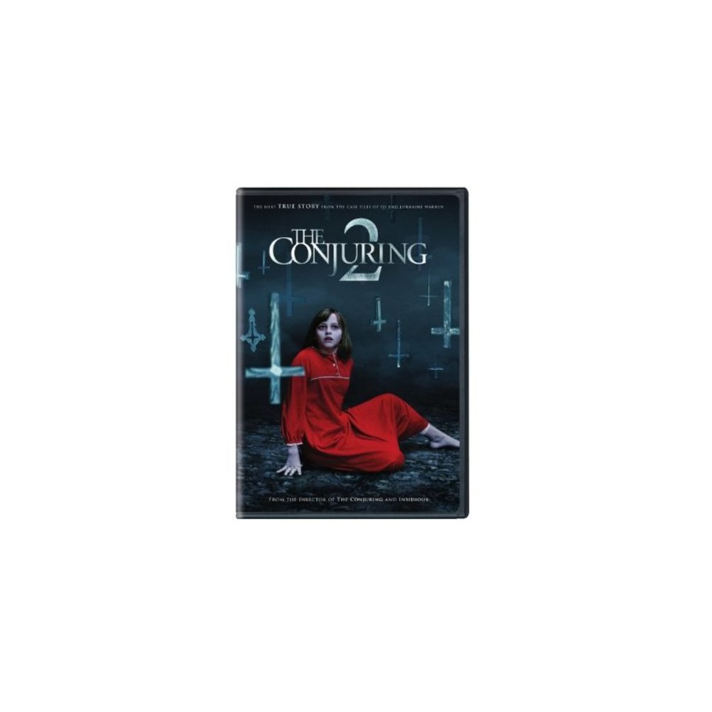 The Conjuring 2 (Dvd), Movies