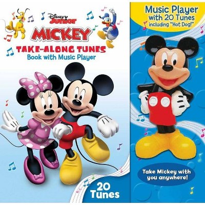 Disney Mickey Mouse Clubhouse Take-Along Tunes - 2nd Edition (Mixed Media Product)