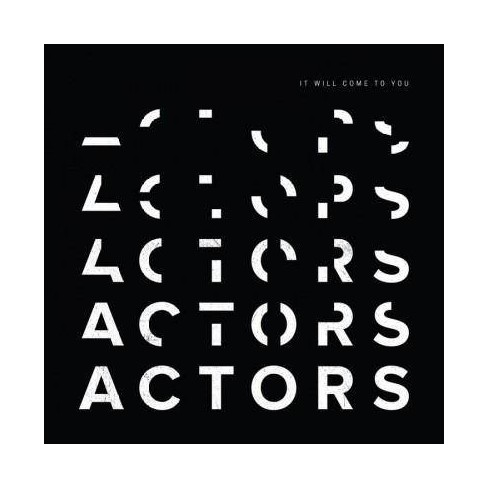Actors - It Will Come To You (CD) - image 1 of 1