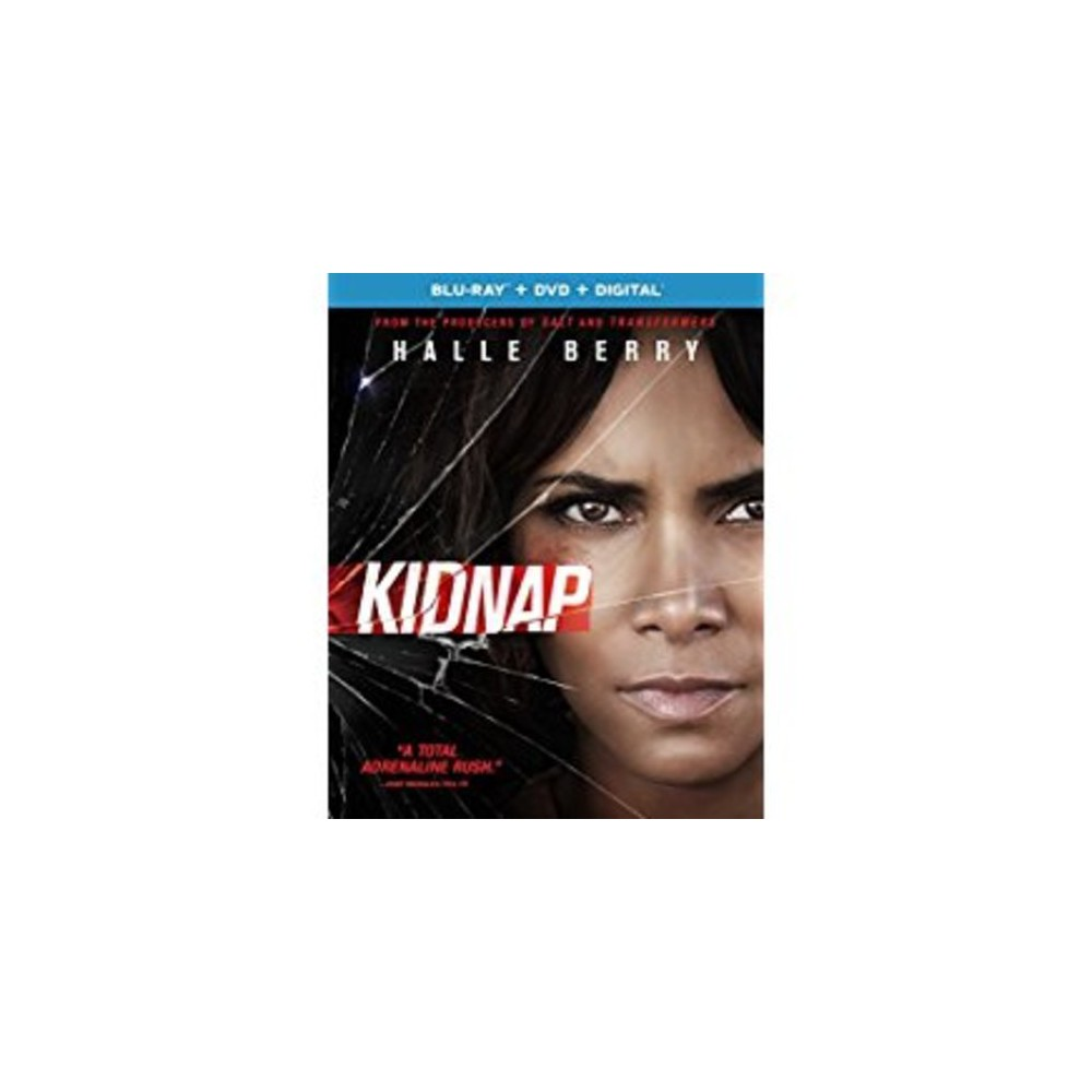 Kidnap (Blu-ray + Dvd + Digital)