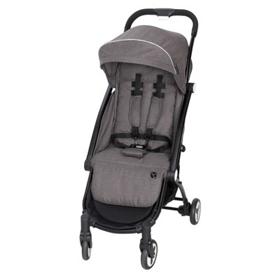 Baby Trend Travel Tot Compact Stroller - Black Stardust
