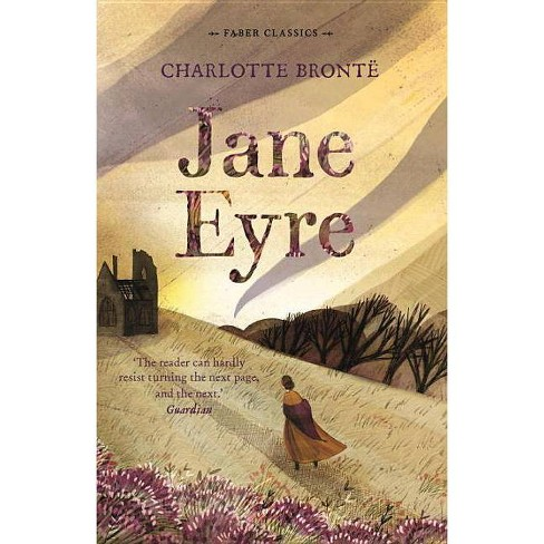 Jane Eyre - (Faber Young Adult Classics) by  Charlotte Bronte (Paperback) - image 1 of 1