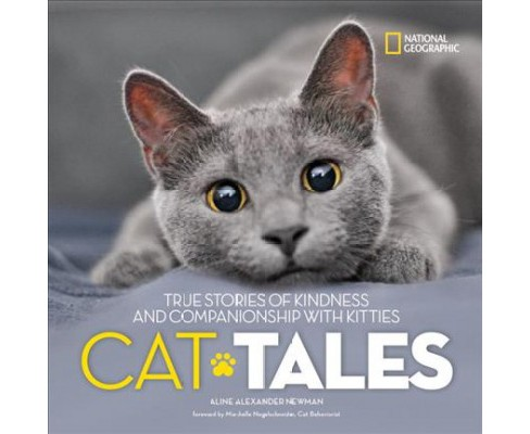 Cat Tales : True Stories of Kindness and Companionship With Kitties -  (Hardcover) - image 1 of 1