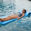 TRC Recreation Super Soft 70 In. Thick Foam Mat Raft Lounger Pool Float, White - image 4 of 4