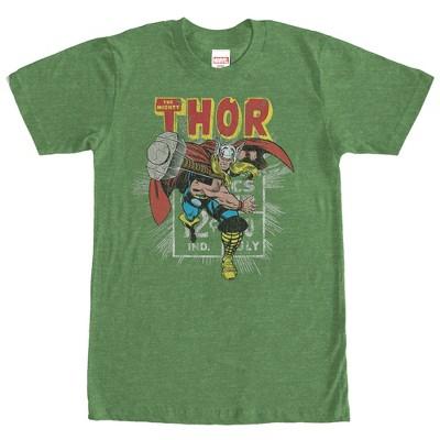 Men's Marvel Thor Comic Book Cent T-Shirt