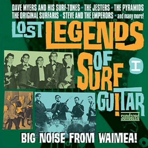 Various - Lost legends of surf guitar:Big noise (CD) - image 1 of 1