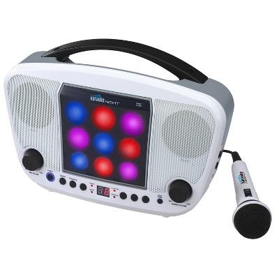 Karaoke Night CD+G Sing-A-Long Karaoke with LED Light Show (KN104)
